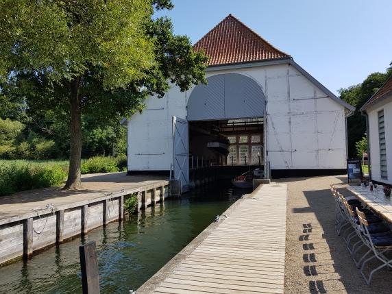 Esrum Sø - Bådehuset